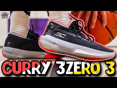 Under Armour Curry 3Zero 3 Performance Review!