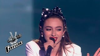 "Alana Chochieva performs ""Faith"" - Blind Auditions - The Voice Russia - Season 8"