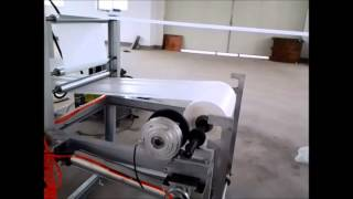 Disposable Dental Pad Making Machine Thumbnail