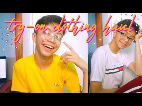 Try-on Clothing Haul 2018 ft. Manila Sundance Fair | Gelo Quijencio