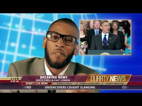Gunshot - Durrty Goodz (Official Durrty Video HD)