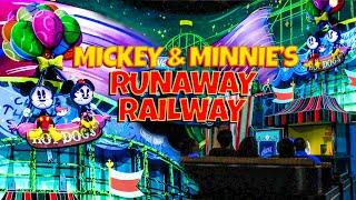 Disney Mickey and Minnie/'s Runaway Railway 3-0377