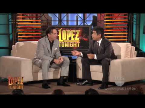 LOPEZ TONIGHT with Andy Garcia