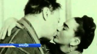В Париже началась выставка картин Фриды Кало и ее муж...