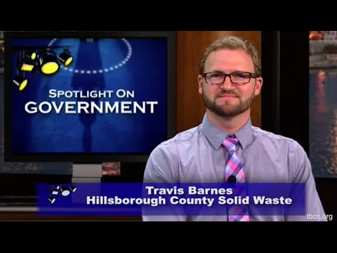 Spotlight on Government:  Recycling Services for Hillsborough County
