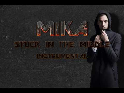 MIKA - STUCK IN THE MIDDLE  (Instrumental, best quality)