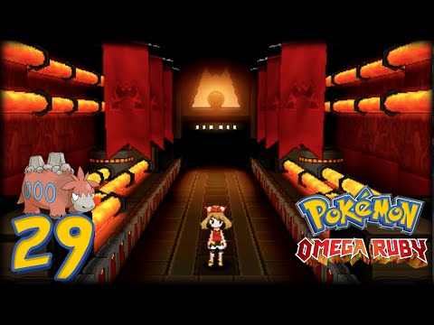 Pokémon Rubí Omega - Cap.29 ¡Infiltrada en la Guarida Magma!