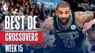 NBA's Best Crossovers | Week 15