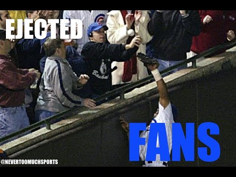 MLB | NBA | Fans Ejected