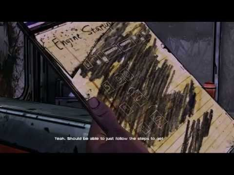 The Walking Dead Game - Episode 3, Part 4 - The Train ...