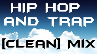 Hip Hop and Trap [Clean] Mix - Club Mix | 4 Hours | Part 1 (GR4Y CLOUDS) Video