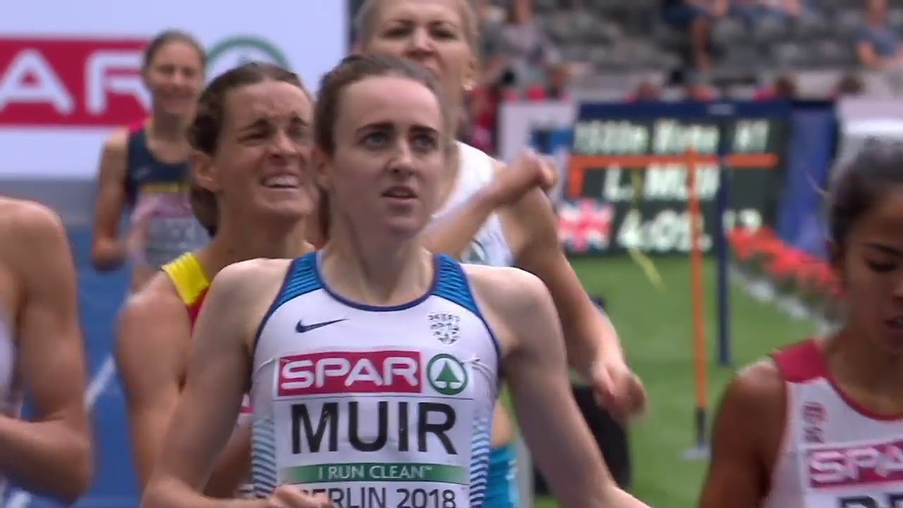 European Athletics Championships Day Five Morning Highlights