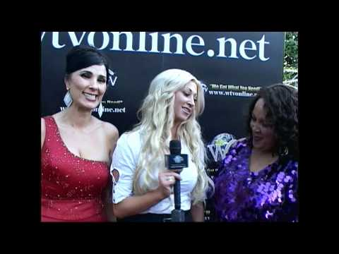 Purple Diva redcarpet Interview at the Exoti-Lady Beauty Pagent