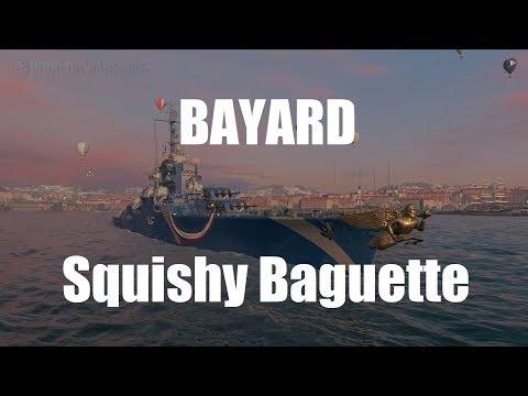 Bayard - Squishy Baguette