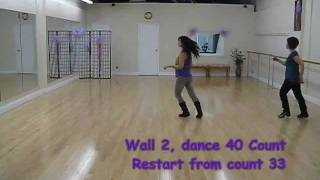 Party Freak - Kate Sale ~ Line Dance (Dance & Teach)