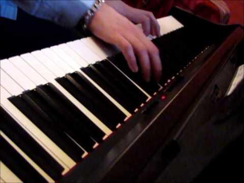 Ne me quitte pas - Jacques Brel (piano solo)