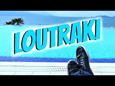 Loutraki Luxury Getaway | Greece Travel 2017