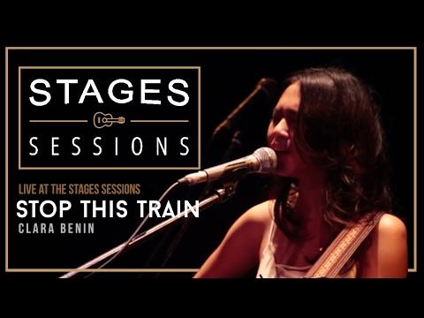 Clara Benin - Stop This Train (a John Mayer cover) Live at Coming Home, a Clara Benin Concert