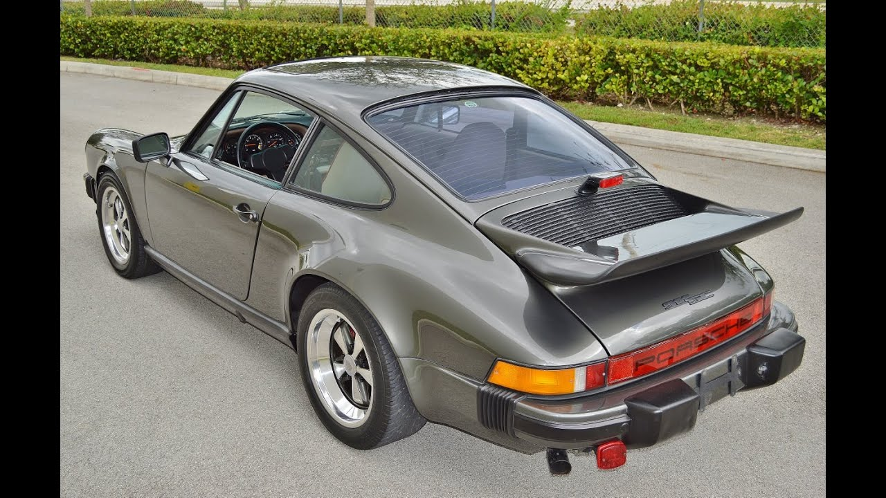 1980 porsche 911 sc weissach edition for sale 1 of 400. Black Bedroom Furniture Sets. Home Design Ideas