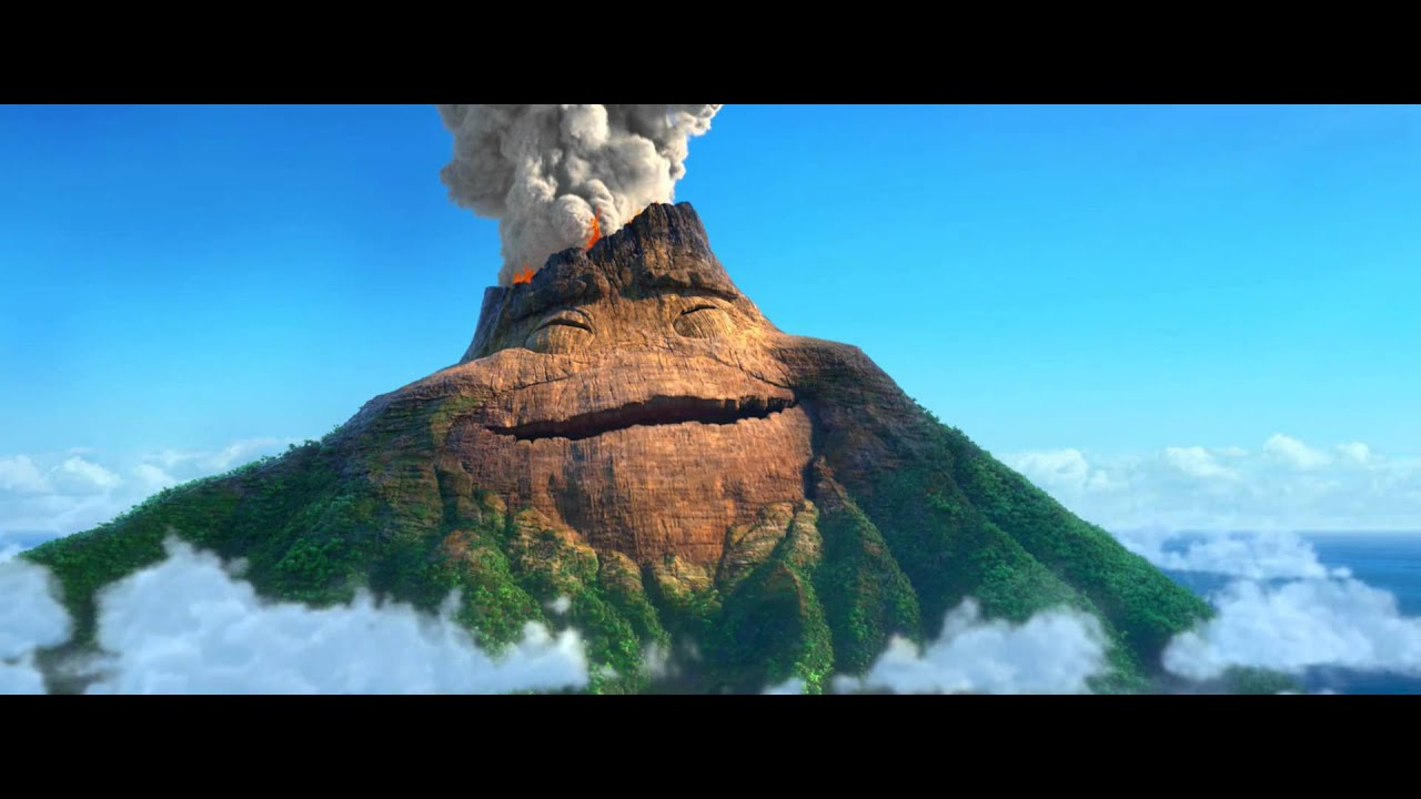 Disney Pixar Lava Deutsch
