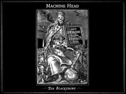 Machine Head - Alan's on Fire (Poison Idea cover)