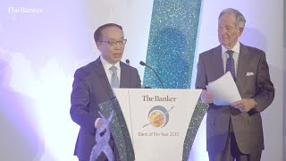 Bank of the Year 2019 - Global Winner: Agricultural Bank of China