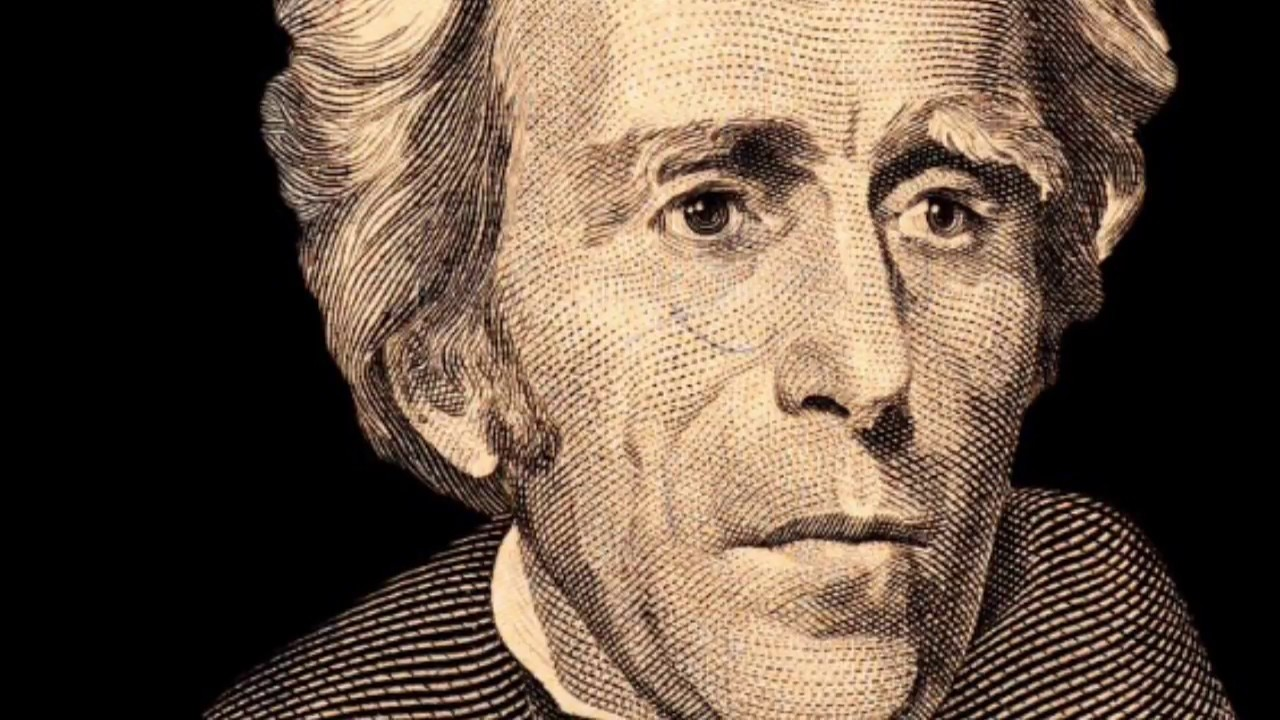 Andrew Jackson The 7th president a short biography