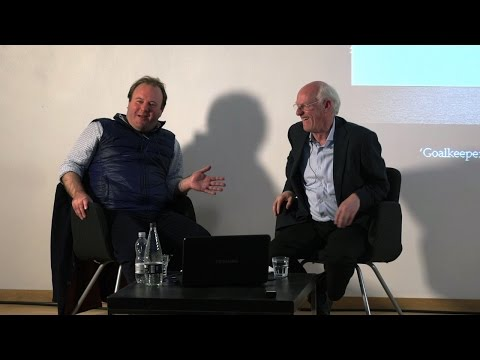 Tony Cragg In Conversation with Dr Jon Wood