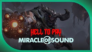 Repeat youtube video DOOM SONG - Hell to Pay by Miracle Of Sound