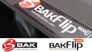 In the Garage™ with Performance Corner®: BAK Industries BAKFlip MX4 Premium Hard Folding Cover