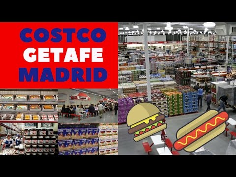 COSTCO WHOLESALE, GETAFE MADRID