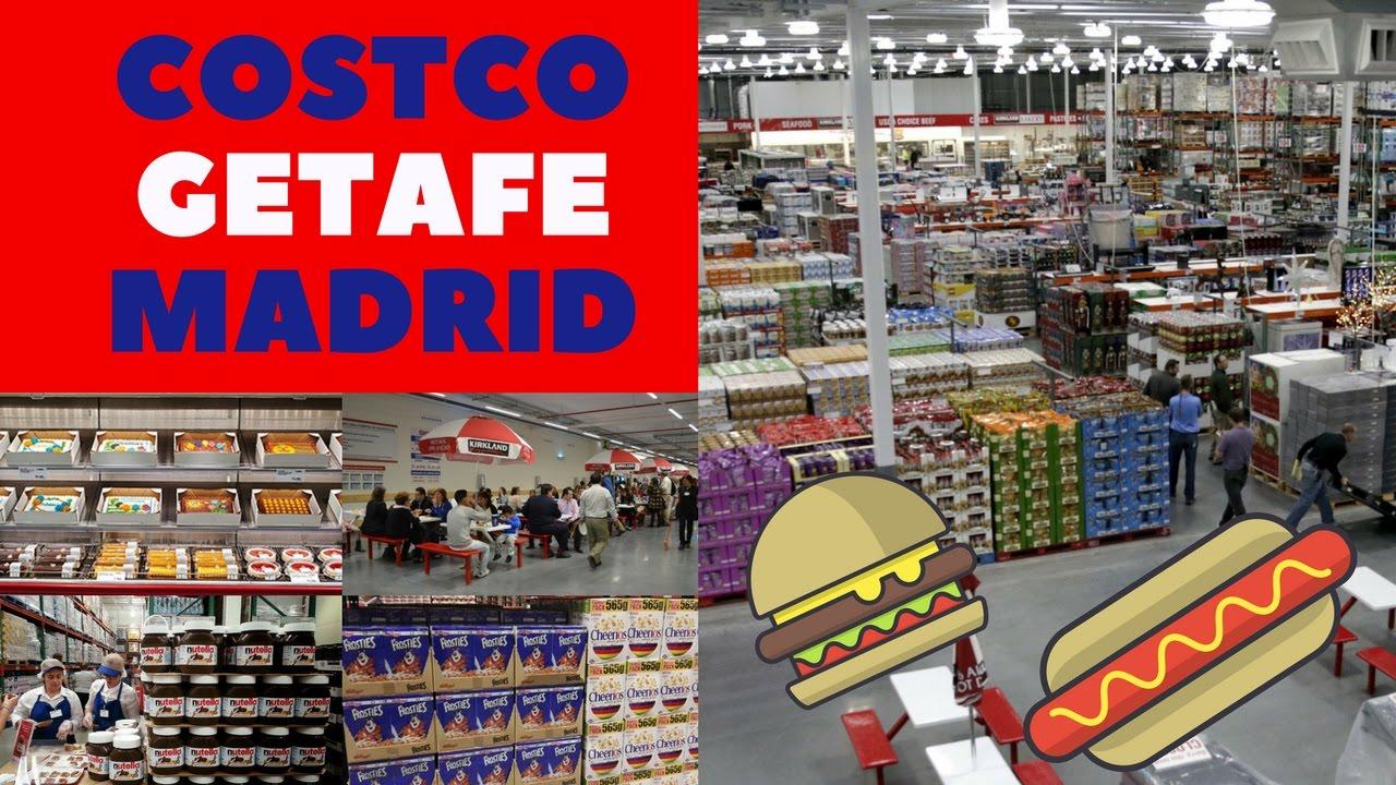 Costco wholesale getafe madrid youtube - Costco getafe catalogo ...
