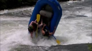 Whitewater Carnage: Hell Day on the Upper Ocoee! Raft Guide Carnage and Hijinks