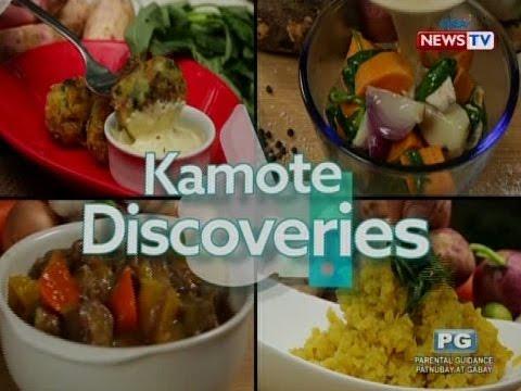 Good News: Kamote Discoveries