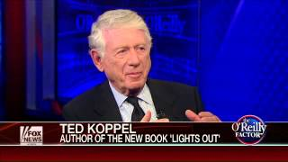 Ted Koppel enters