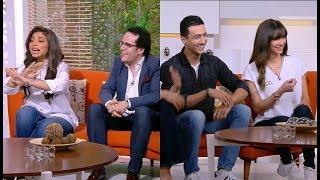 8 الصبح - لقاء مع بعض الإعلاميين في برنامج 8 الصبح و مسابقة لعبة الأفلام .. شوف مين هيكسب