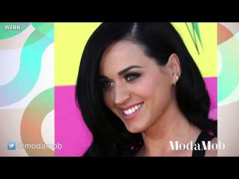 Katy Perry Shares Beauty Routine