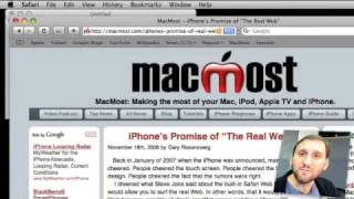 Spell Check in Mac OS X Applications (MacMost Now 164)