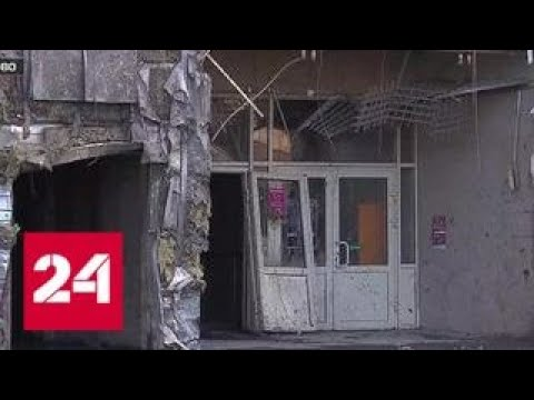 """Трагедия в Кемерове: """"Зимняя вишня"""" оказалась самостроем - Россия 24"""