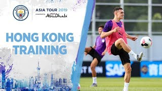 FODEN RETURNS | HONG KONG TRAINING | Asia Tour 2019