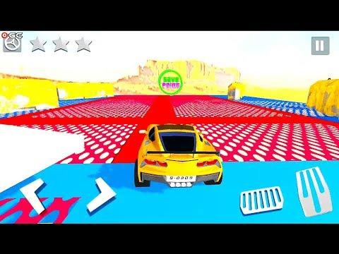 Mega Ramp 2020 New Car Racing Stunts Games - Impossible Car Race - Android GamePlay #2