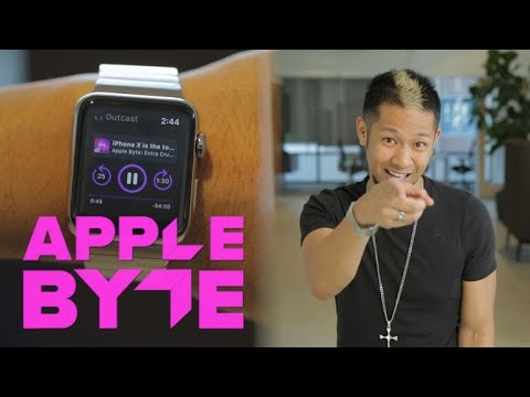 The best podcast app on Apple Watch Series 3 (Apple Byte)
