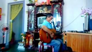 TÌNH BƠ VƠ (Lam Phương)_2 Harmonica & guitar