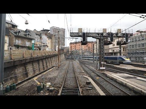 [CABVIEW] De Chambéry à Albertville en UM de BB-75400