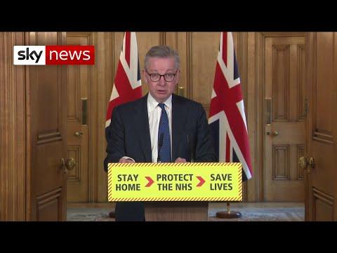 "In Full: New Coronavirus Ventilators Will ""reach NHS Next Week"""
