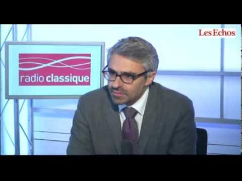 Pascal Saint-Amans, Invité De L'économie