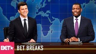 Michael Che Slams Trump On 'SNL' - BET Breaks