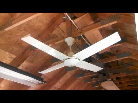 Golden Fan Electric Industrial/Commercial Ceiling Fan model 268