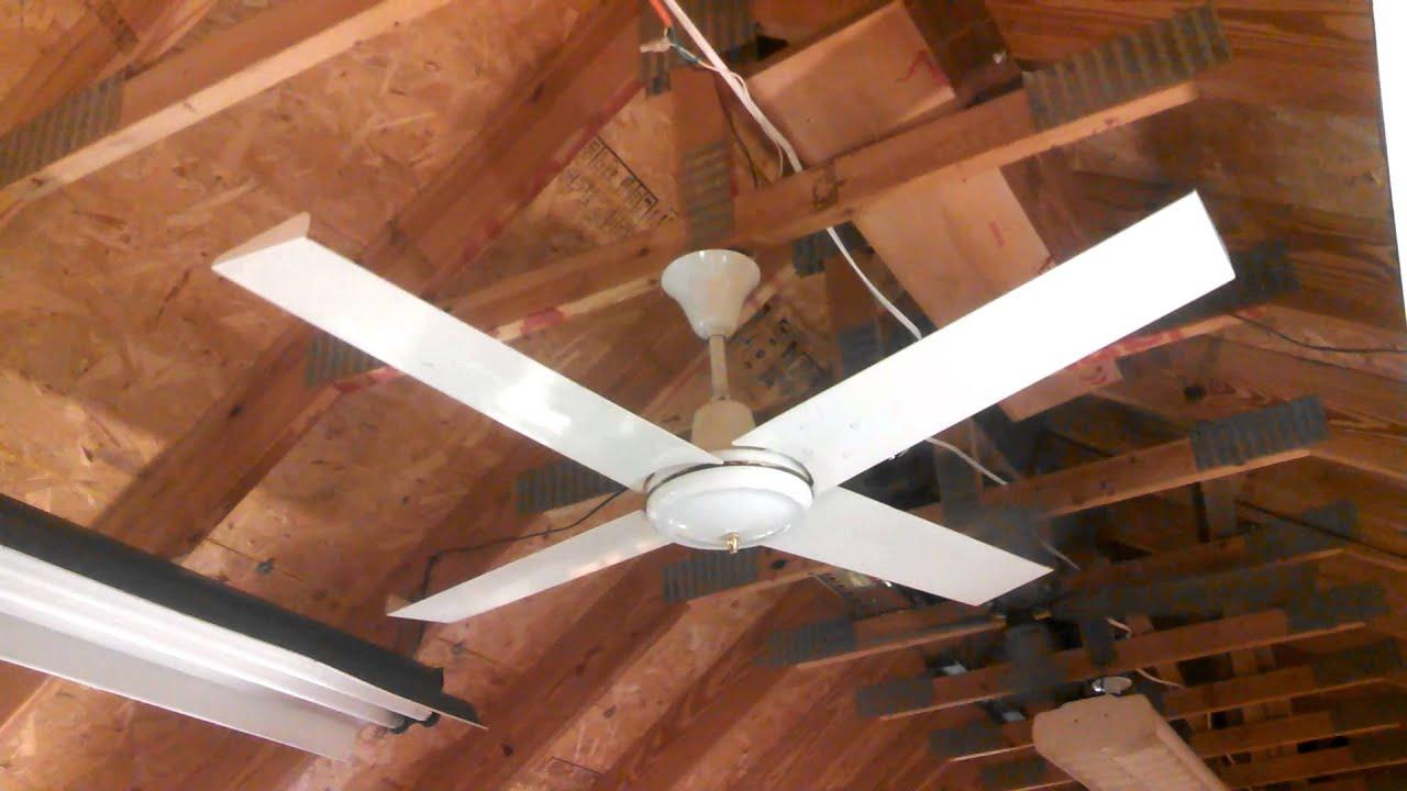 Golden Fan Electric Industrial mercial Ceiling Fan model 268