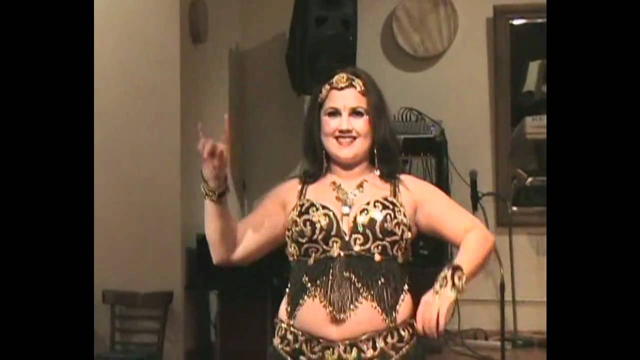 Belly dance bbw